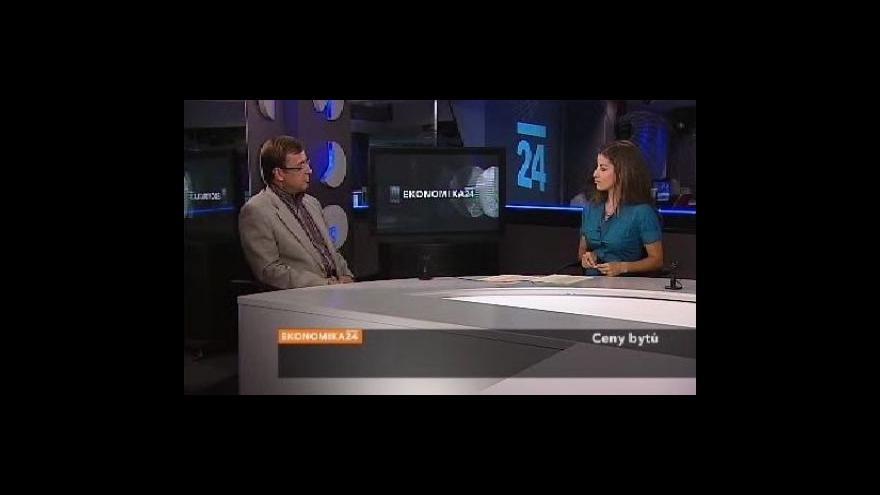 Video Rozhovor s Janem Borůvkou