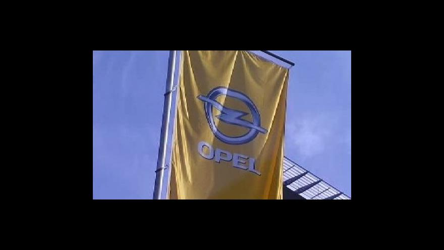 Video Opel má tři zájemce