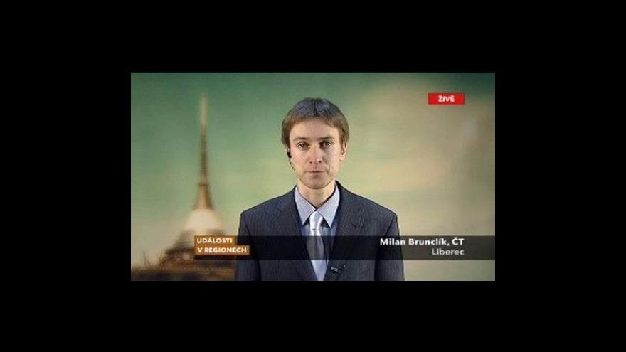 Video Reportáž a vstup Milana Brunclíka