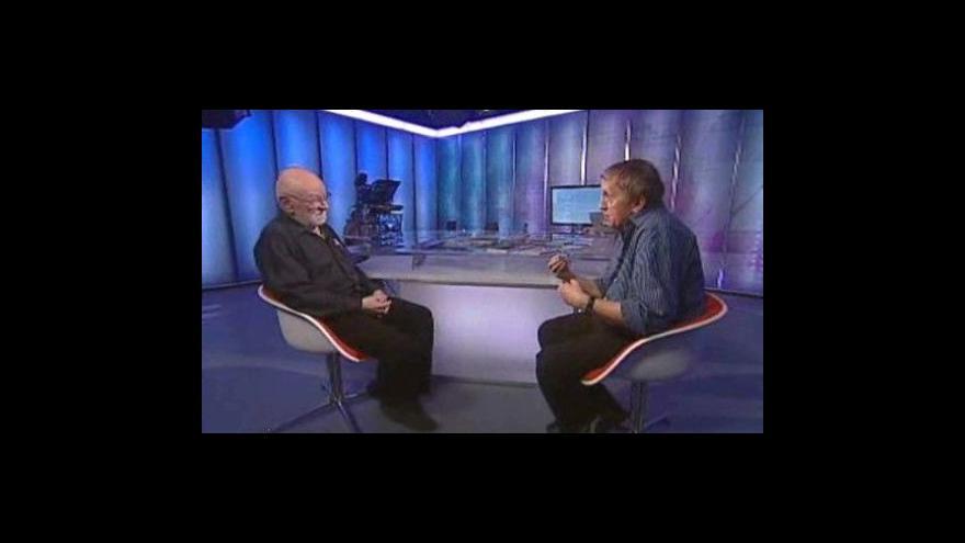 Video Rendez-vous: Ivan Kraus a Ivan Vyskočil