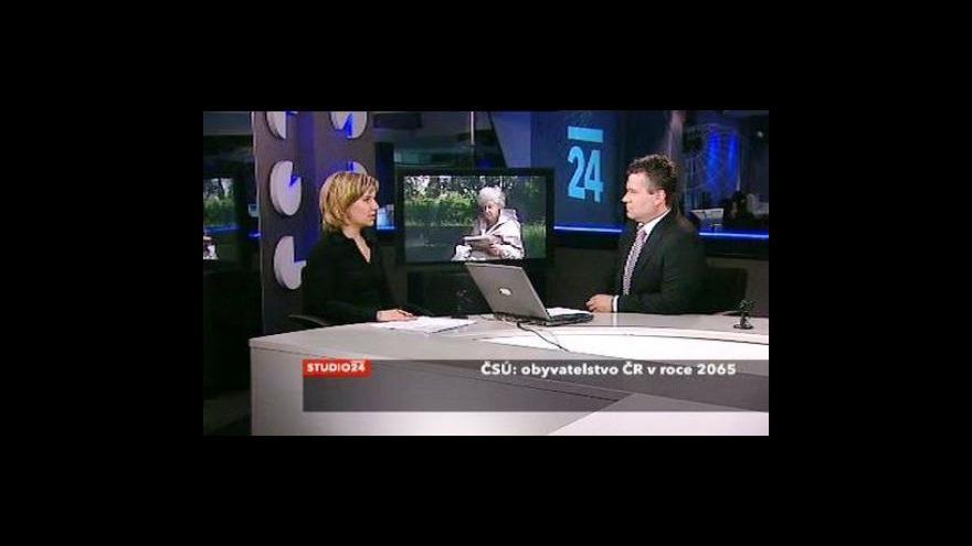 Video Rozhovor s Terezií Štyglerovou