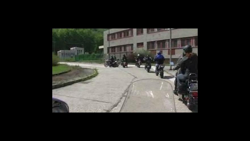 Video Výlet javornických motorkářů do Polska
