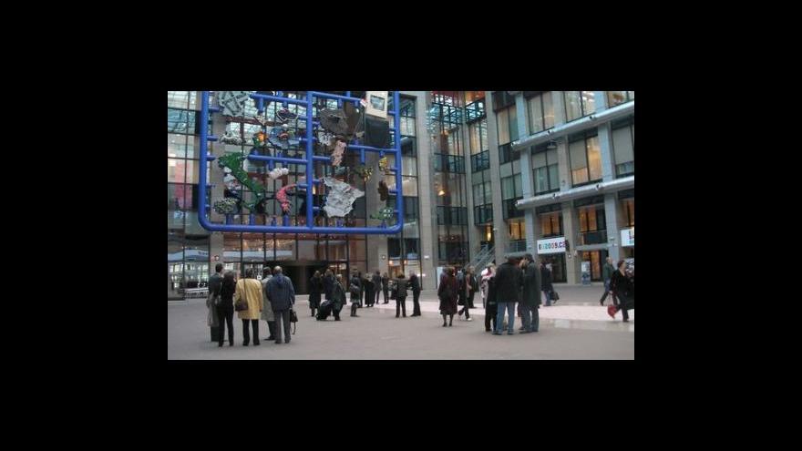 Video Telefonát Davida Černého