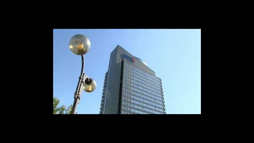 Video ČNB snížila sazby
