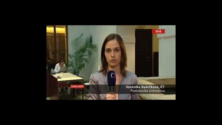 Video Vstup Veroniky Kubíčkové