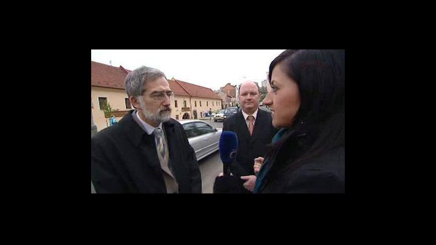Video Rozhovor s Martinem Hudcem a Václavem Vondráškem