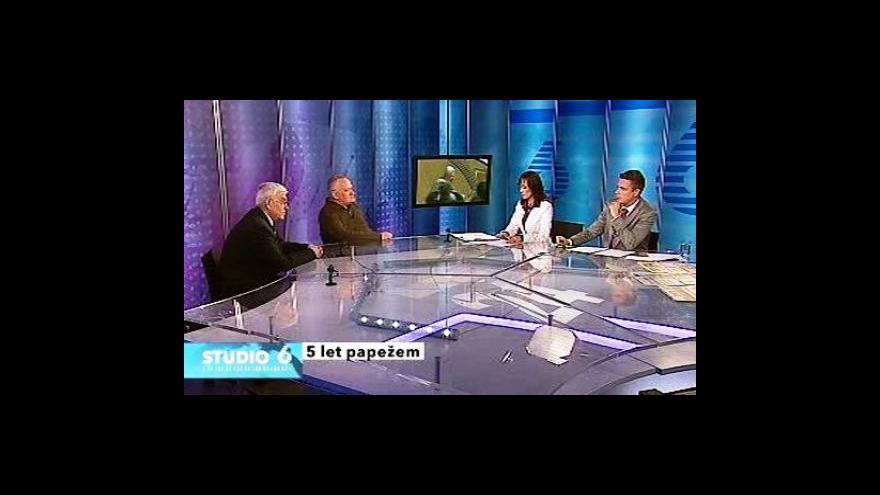 Video Rozhovor s Ivanem Štampachem a Petrem Hachem