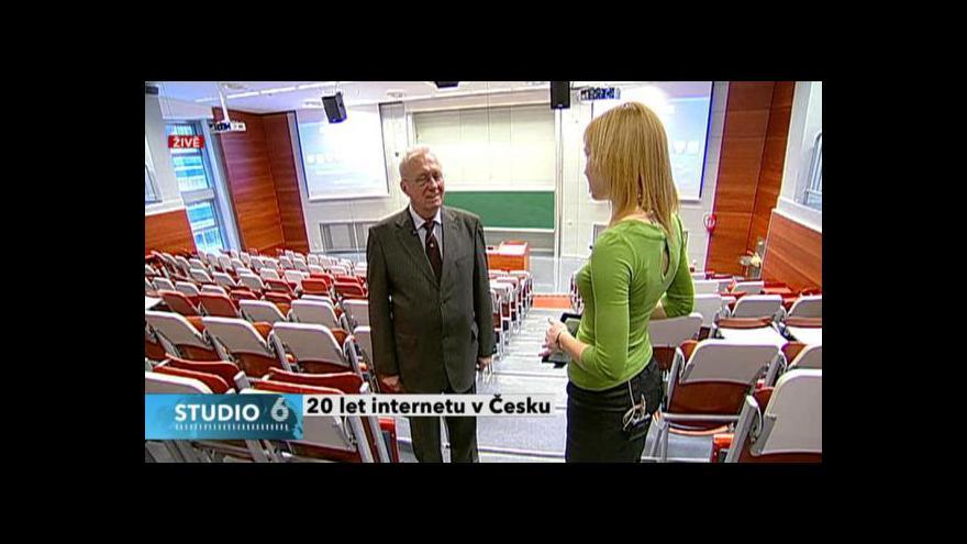 Video Rozhovor s Václavem Havlíčkem
