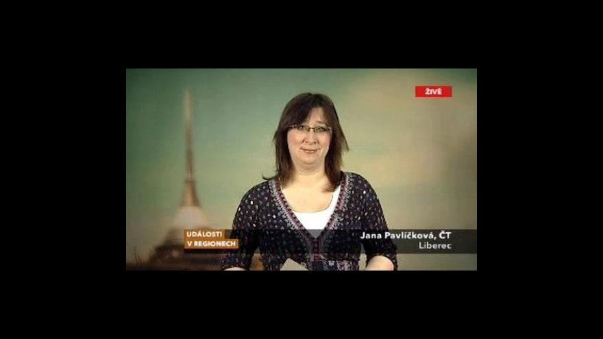 Video Reportáž a vstup Jany Pavlíčkové