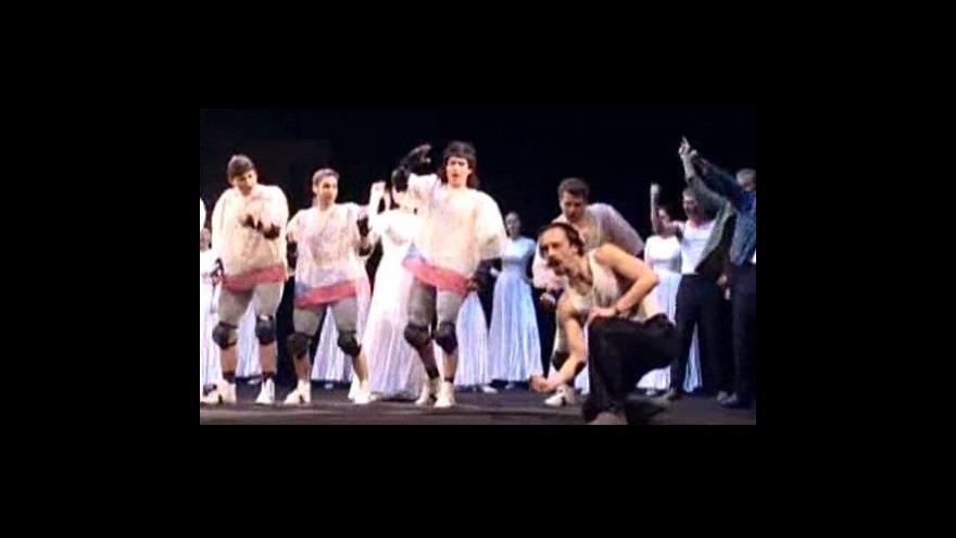 Video Opera Nagano v Národním divadle