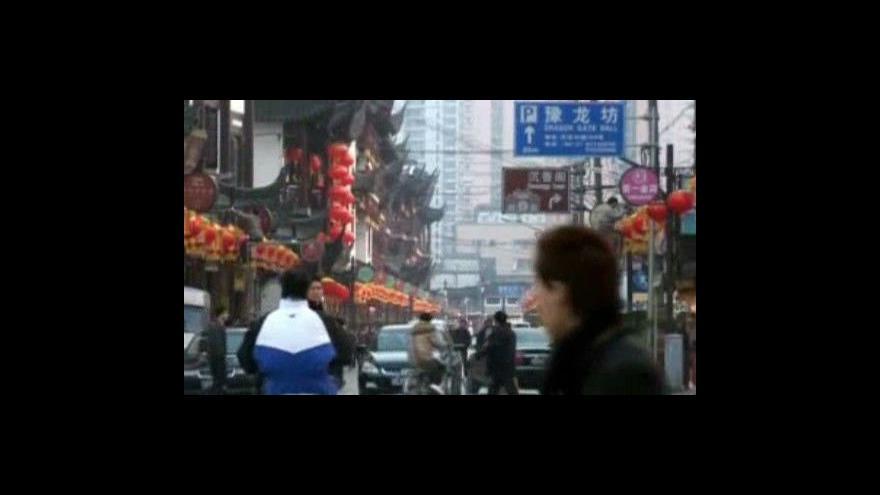 Video Reportáž o poklesu výkonu asijských ekonomik