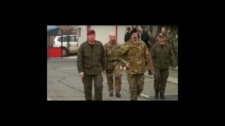 Video Kosovo má novou armádu