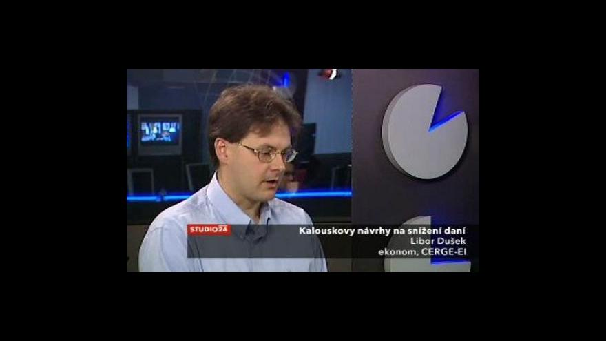 Video Komentář Libora Duška