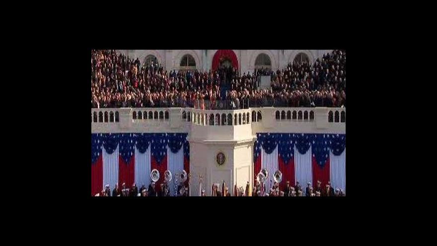 Video České reakce na Obamovu inauguraci