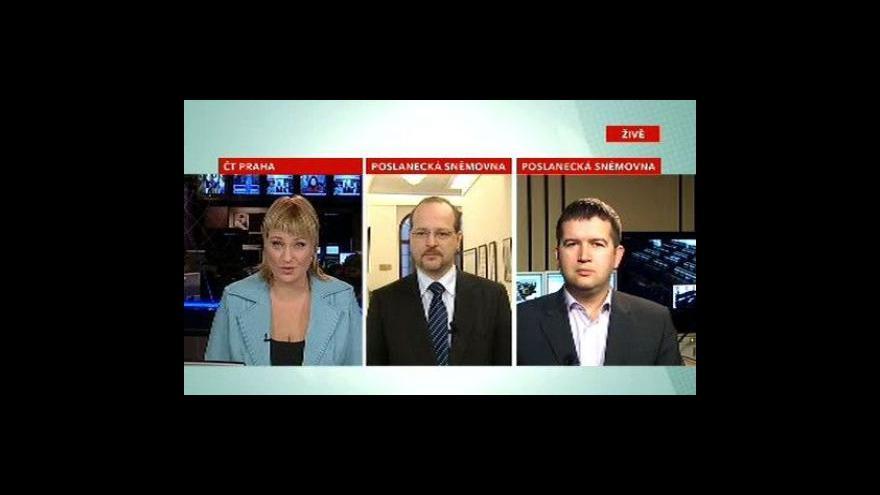 Video Rozhovor s Tomášem Dubem a Janem Hamáčkem