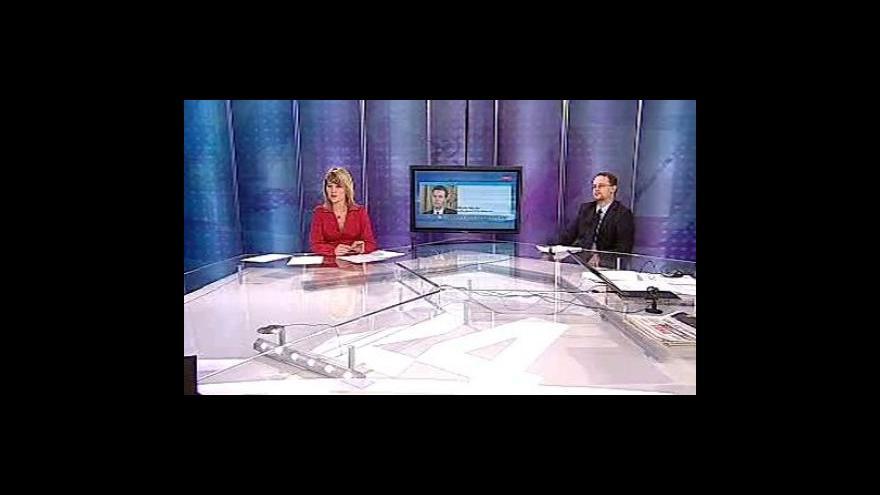 Video Martin Klepetko a Jan Procházka o plynové krizi