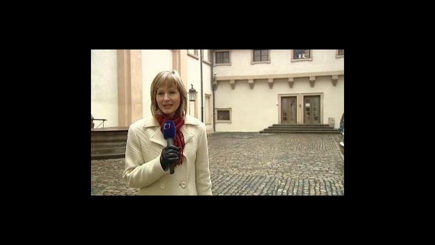 Video Reportáž Silvie Friedmannové