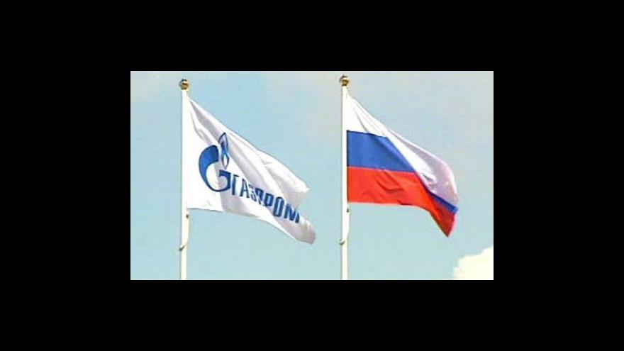 Video Ruský plyn opět proudí do Evropy
