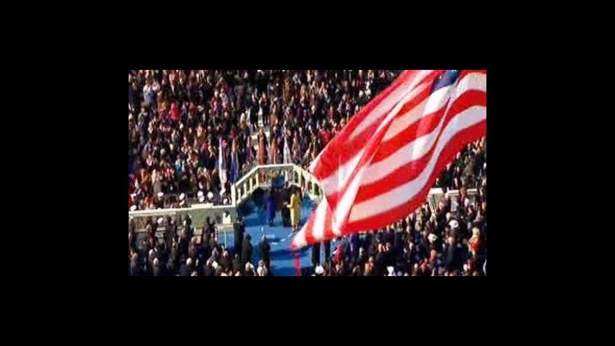 Video Události, komentáře o inauguraci Baracka Obamy