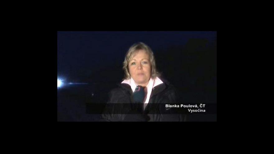 Video Vstup Blanky Poulové z Vysočiny