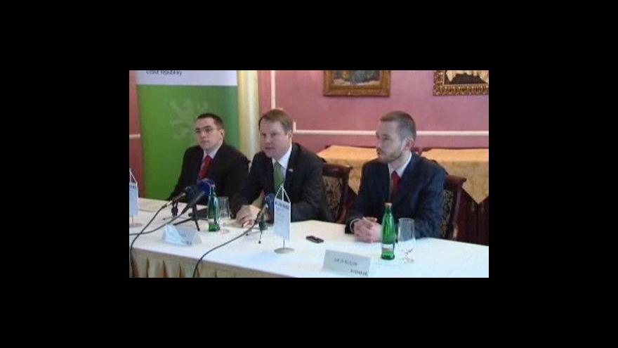 Video Brífink Martina Bursík před konferencí ekologických expertů