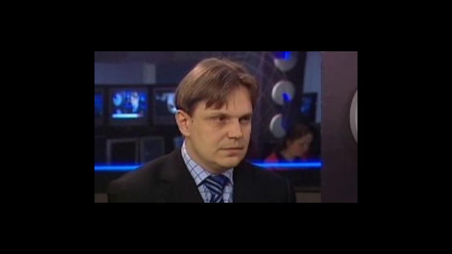 Video Rozhovor s členem NERV Pavlem Kohoutem