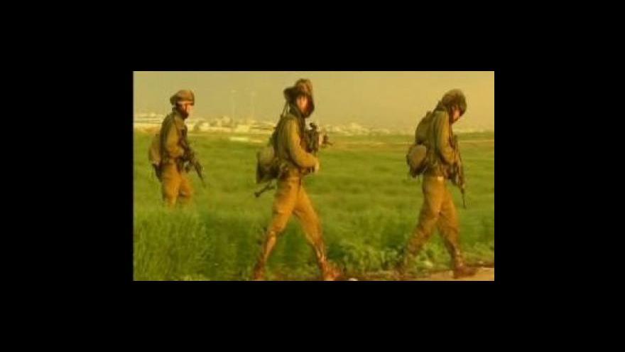 Video Izraelská armáda se stahuje