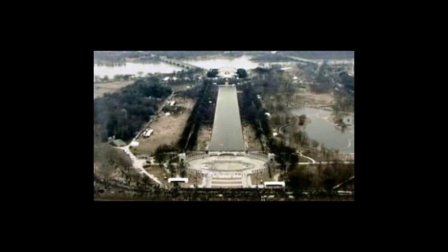 Video USA se připravují na Obamovu inauguraci