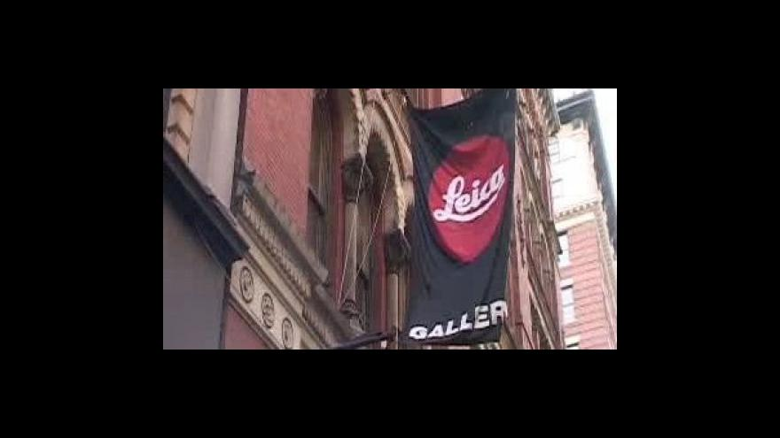 Video Reportáž Otakara Svobody