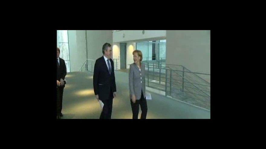 Video Reportáž o připravovaných politických schůzkách