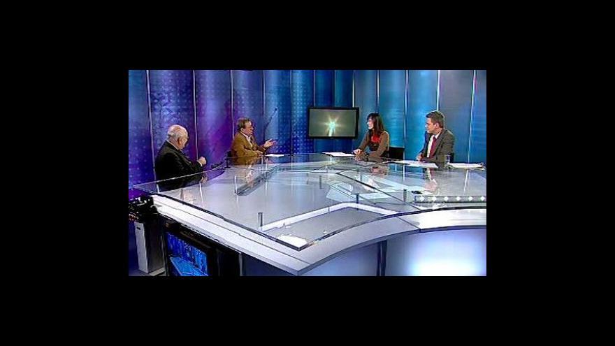 Video Rozhovor s Karlem Pacnerem a Petrem Lálou