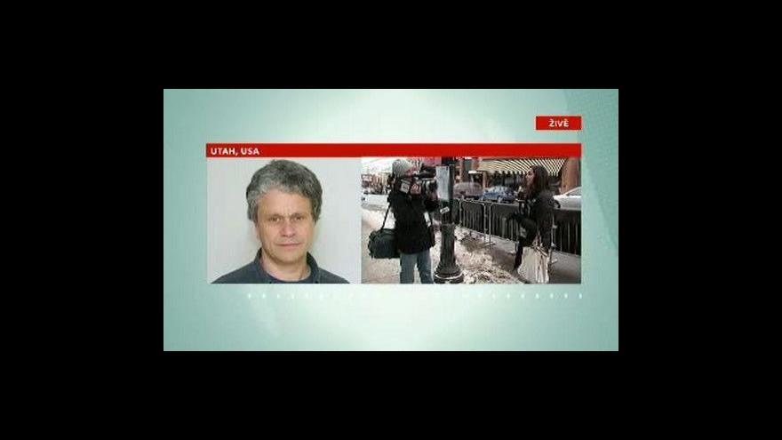Video Telefonát s Otakarem Svobodou