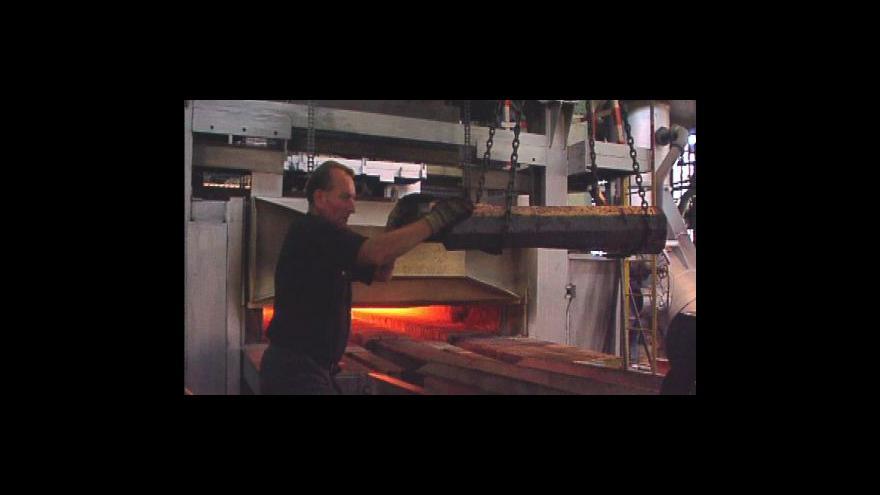 Video Průmyslníci hlásí deflaci