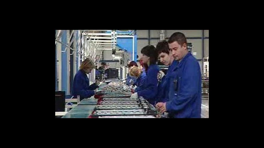 Video Neměcká ekonomika přibrzdila