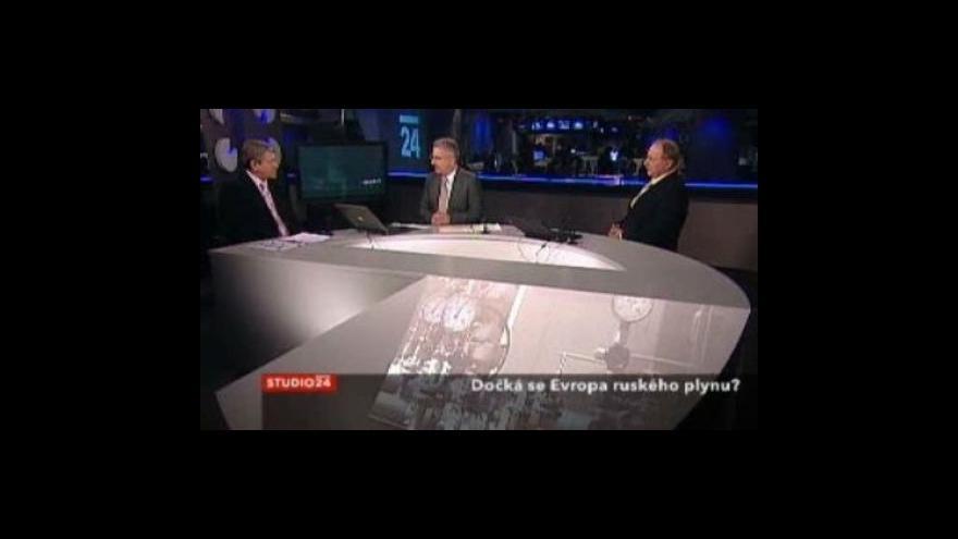 Video Rozhovor s Janem Nehodou a Vladimírem Štěpánem