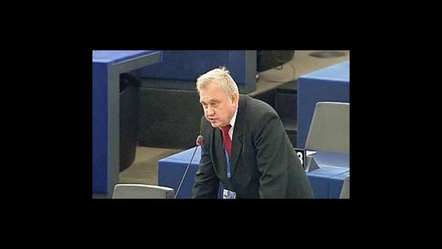 Video Diskuze Mirka Topolánka s europoslanci - 1. část