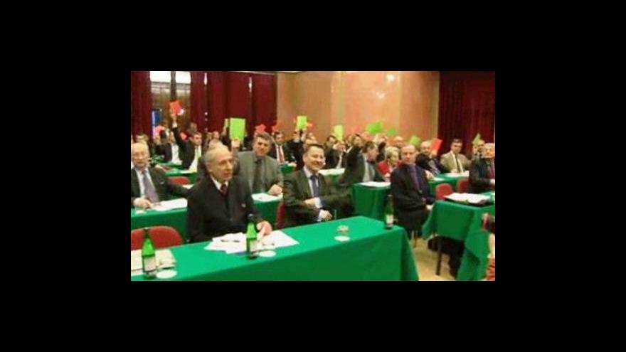 Video Jirásek šéfem ČOV