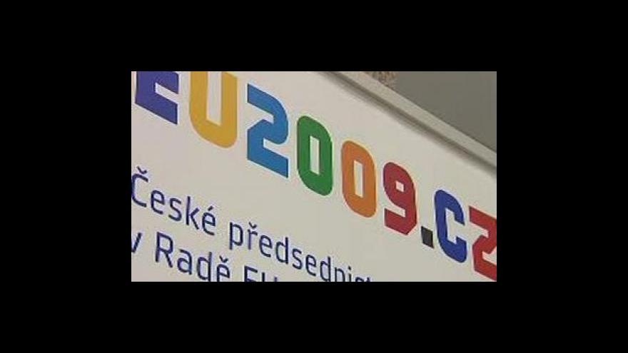 Video Europoslanci se dozví priority českého předsednictví