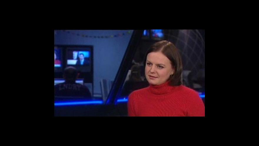 Video Theodora Remundová hostem pořadu Události v kultuře