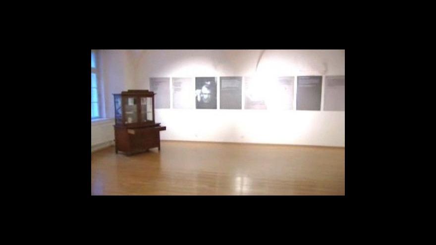 Video Lenka Drmotová informuje z Galerie Montmartre