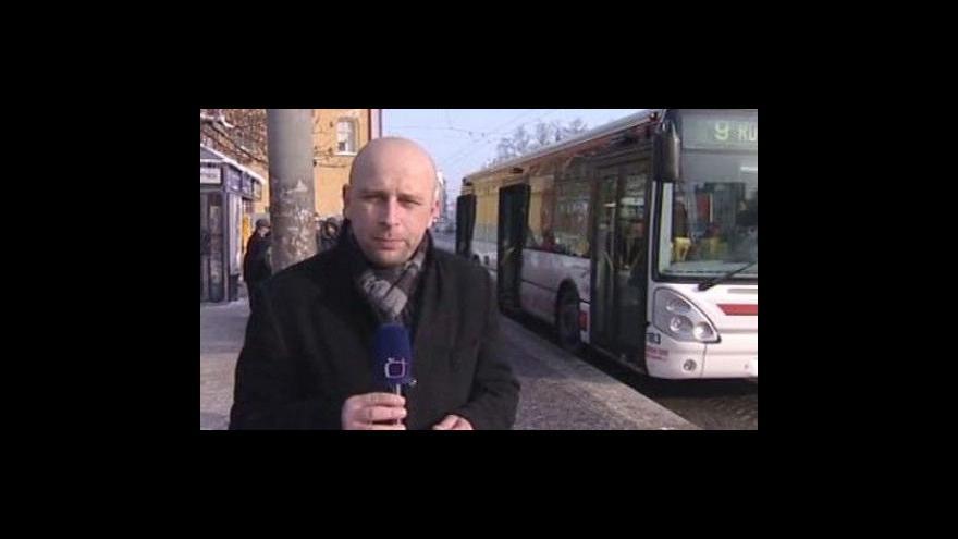Video Reportáž Erika Knajfla a vstup Karla Vovesného