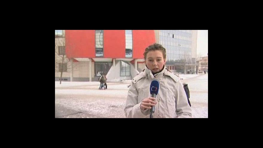 Video Reportáž Ivy Němcové