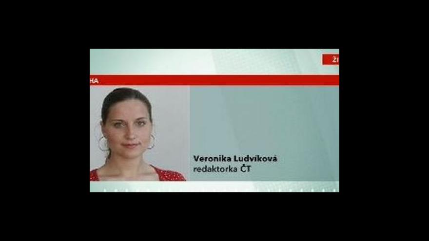 Video Telefonát Veroniky Ludvíkové