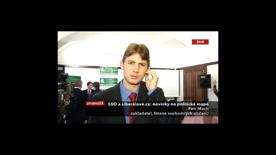 Video Rozhovor s Petrem Machem