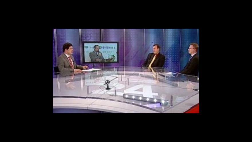Video Rozhovor s Janem Vejmělkem a Vladimírem Šiškou