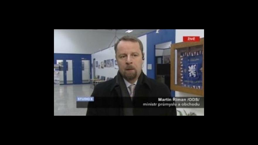 Video Rozhovor s Martinem Římanem
