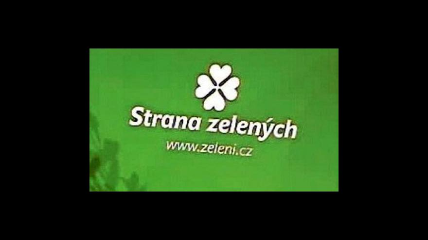 Video Brífink zelených po jednání Republikové rady