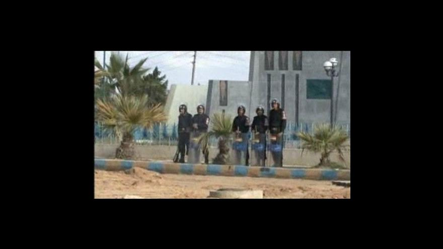 Video Konflikt v Gaze trvá tři týdny