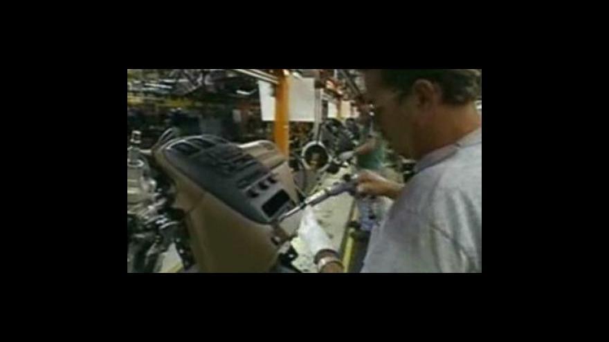 Video Rekordní nezaměstnanost v USA