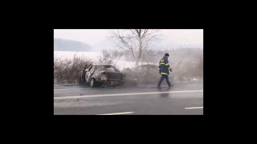 Video Smrtelná nehoda u Krhova